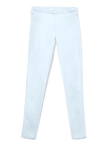 Denim Pull-On Jean