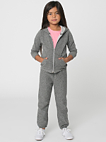 Kids' Salt and Pepper Sweatpant