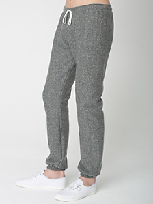 Salt and Pepper Sweatpant