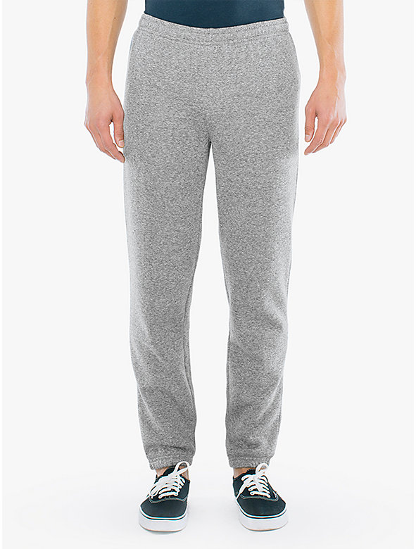 Mock Twist Boyfriend Sweatpant