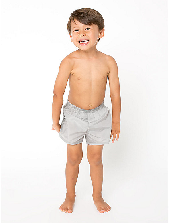 Kids' Nylon Taffeta Swim Trunk