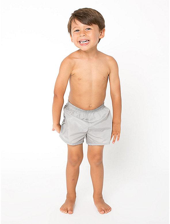 Kids' Nylon Taffeta Swim Trunk