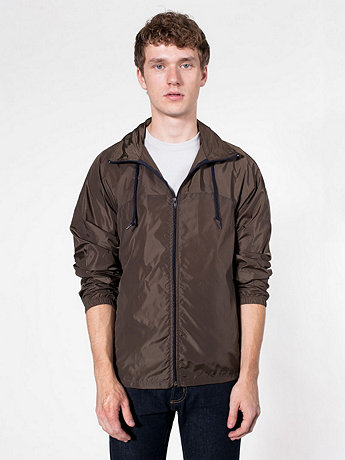 Nylon Taffeta A-Way Jacket
