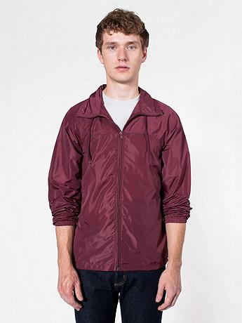 Nylon Taffeta A-Way Jacket