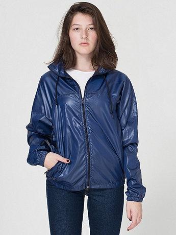 Unisex Polyester A-Way Jacket