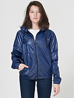 Unisex Polyester A-Way Jacket