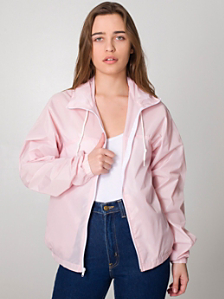 Unisex Nylon Taffeta A-Way Jacket