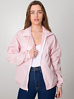 Unisex Nylon Taffeta A-Way Jacket