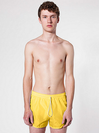 Nylon Taffeta Swim Trunk