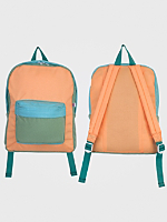 Color Block Kids Nylon Cordura® School Bag