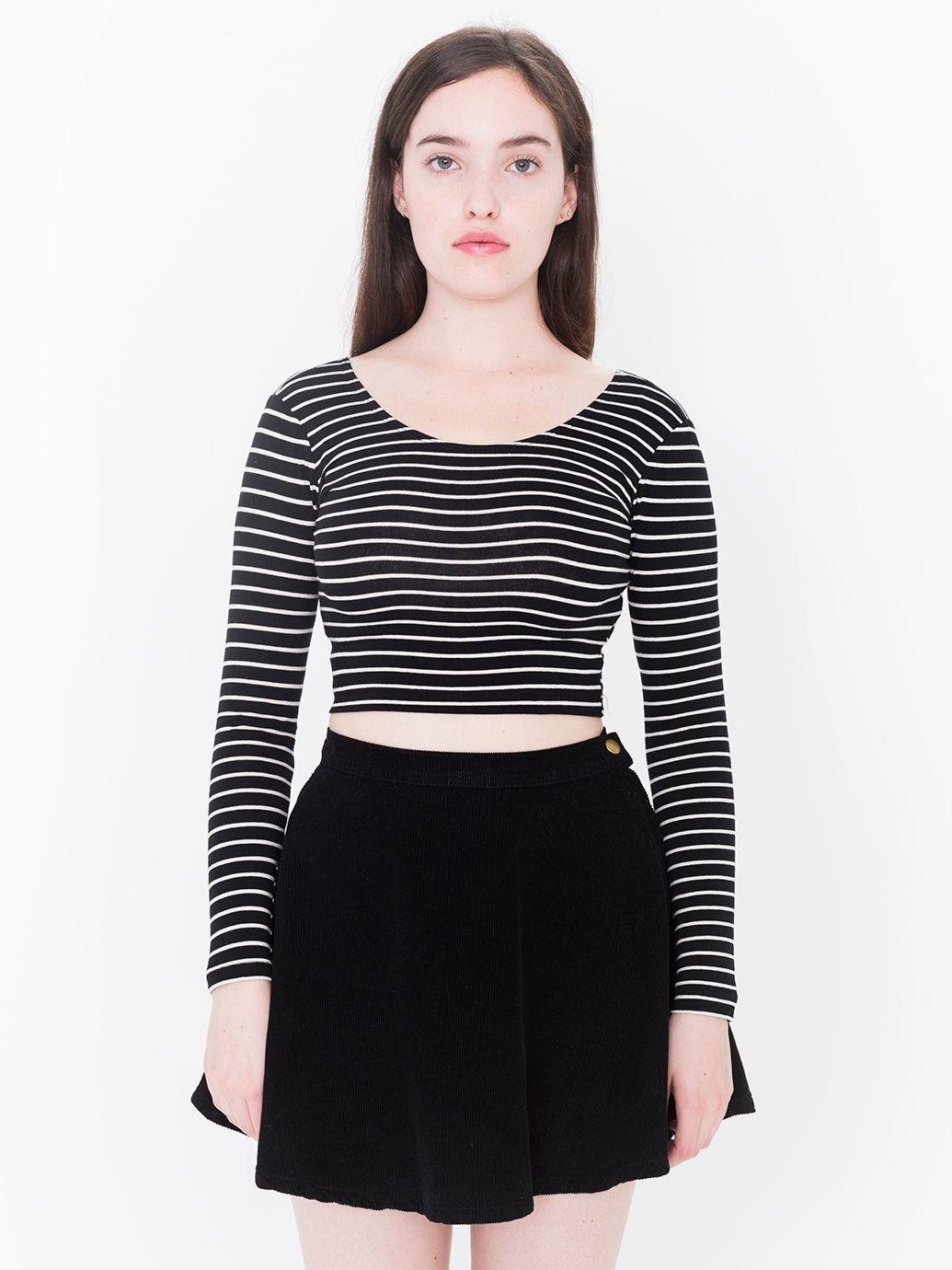 Jean Circle Skirt