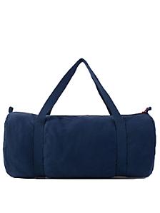 Natural Denim Gym Bag
