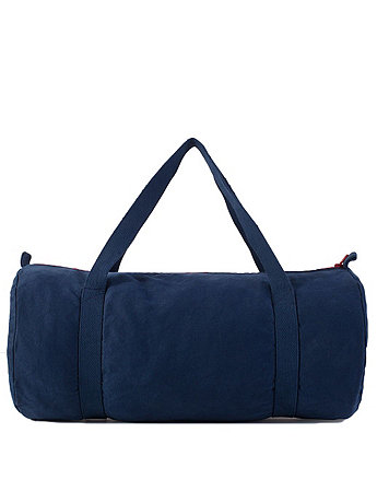 Natural Denim Gym Bag