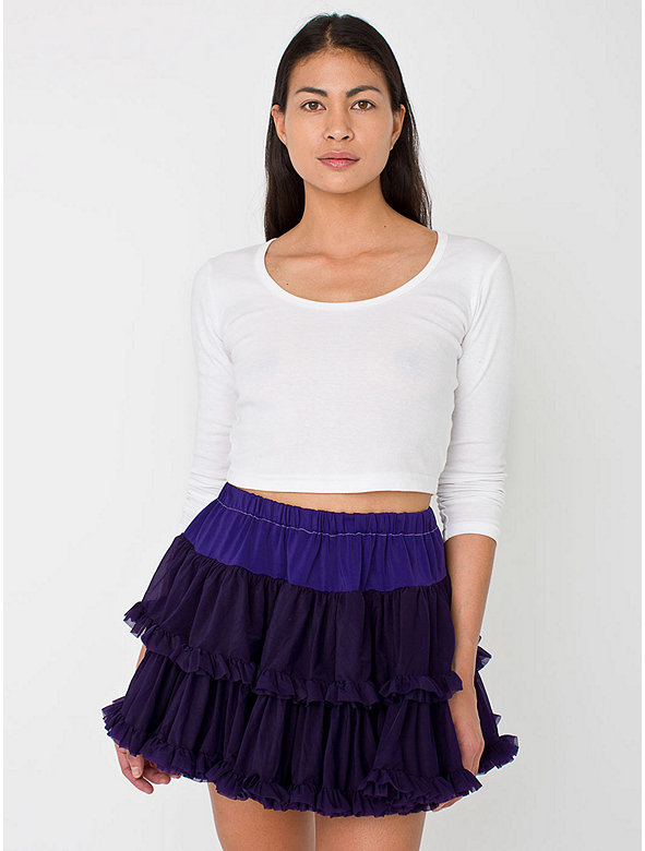Multi-Layered Reversible Petticoat