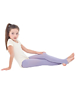 Kids' Opaque Stirrup Tight