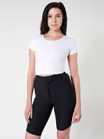 Crop Riding Short