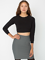 Pencil Riding Skirt