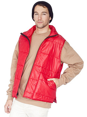 Poly-Filled Snow Vest