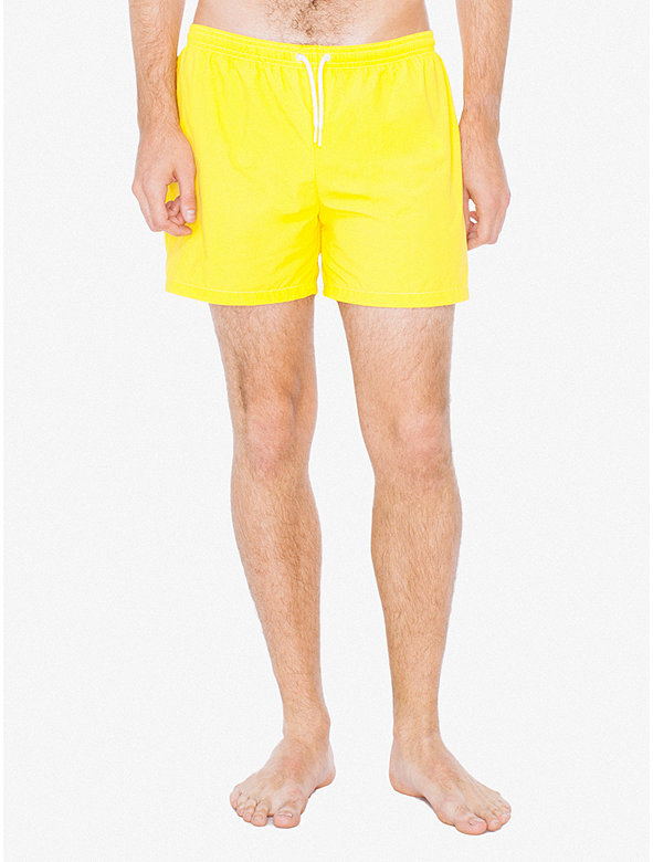 American Apparel Mens Swim Trunks