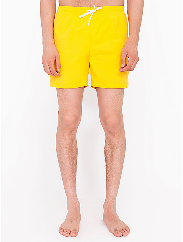 Mid-Length Swim Short