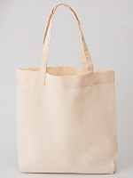 Kids Poly-Cotton Woven Tote