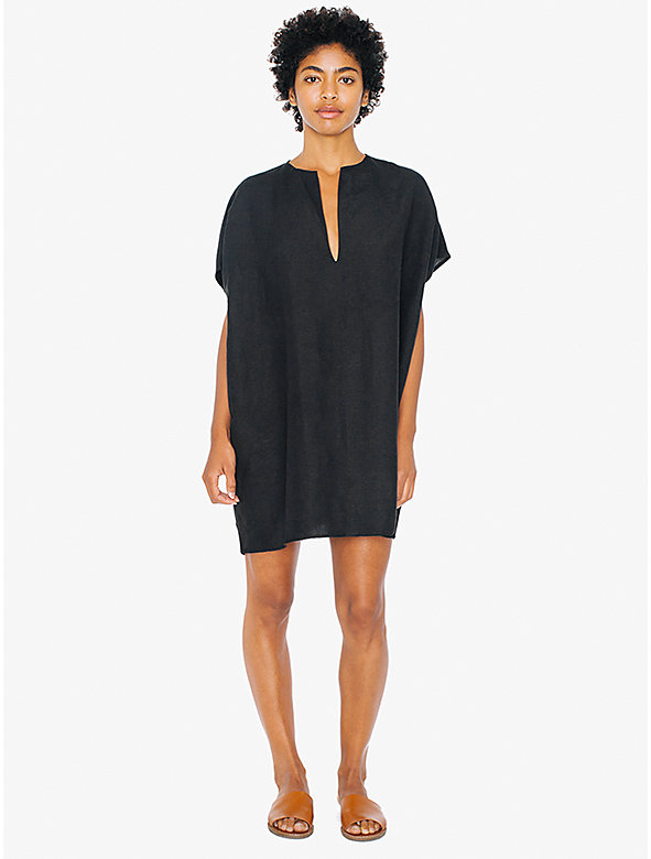 The Linen Adia Dress