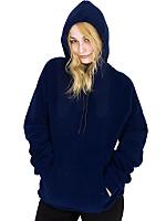 Unisex Polar Fleece Pullover Hoody