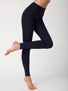 Footless Plush Pantyhose