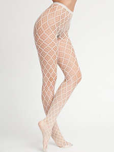 Rounded Diamond Fishnet