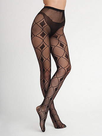 Double Diamond Fishnet