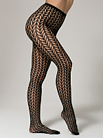 Crescent Pattern Fishnet