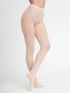 Crescent Pattern Fishnet