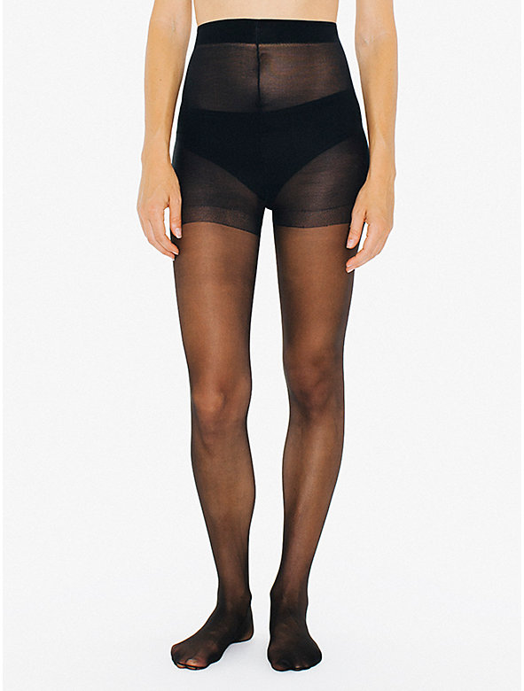 Sheer Luxe Back Seam Pantyhose