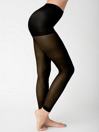 Super Sheer Footless Pantyhose
