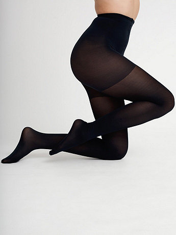 Shimmer Opaque Pantyhose
