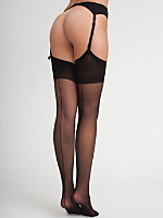 Sheer Luxe Backseam Stocking