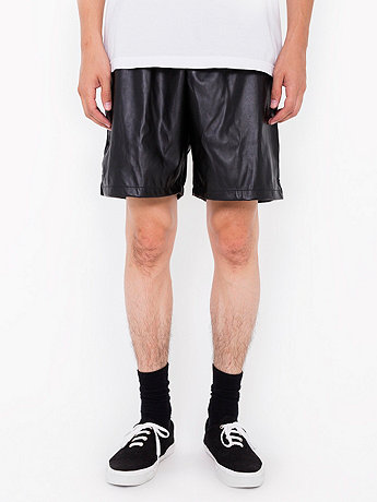 Vegan Leather Kool Short