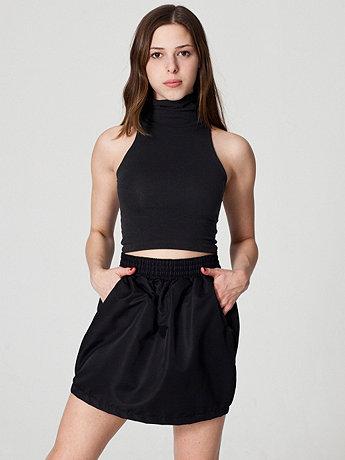 Polyester Micro-Fiber Tulip Skirt