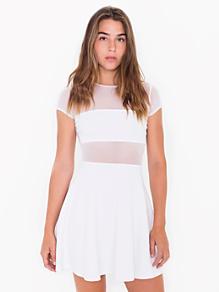 The Fiona Ponte Skater Dress