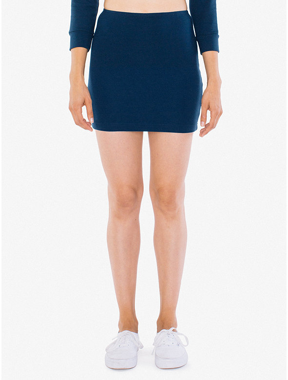 Ponte Mini Skirt