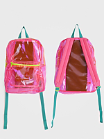 Clear School Bag