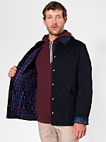 Quilted Twill Jacket
