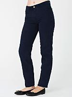 Unisex Straight Leg Cord Pant