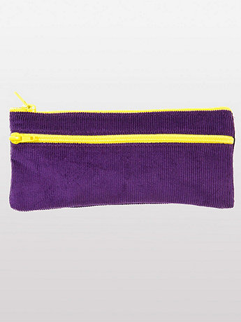 Rigid Cord Pencil Case