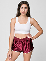 Satin Charmeuse Roller Shorts