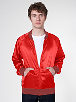 Satin Charmeuse Night Jacket