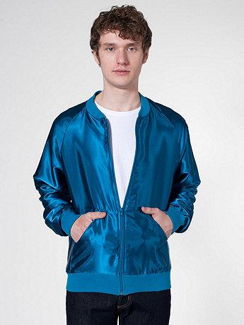 Satin Charmeuse Night Jacket