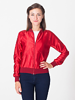 Unisex Satin Charmeuse Night Jacket
