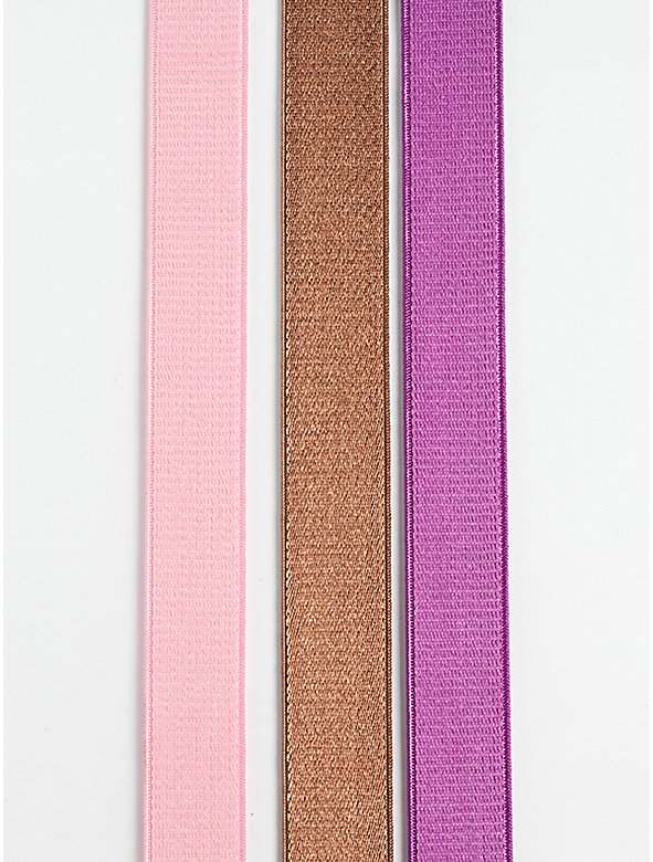 Shiny Headband (3-Pack)