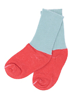 Kids' Color Block Sock